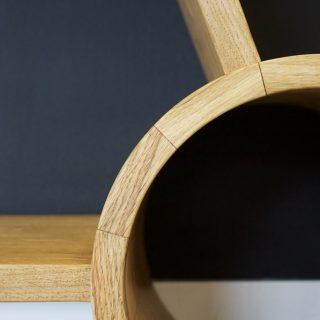 bbq shelf detail