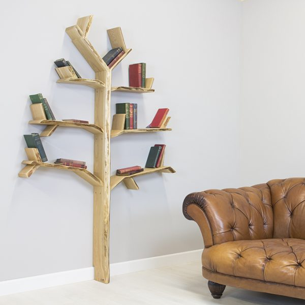 oak tree shelf