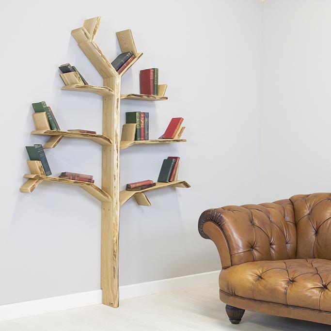 oak tree shelf