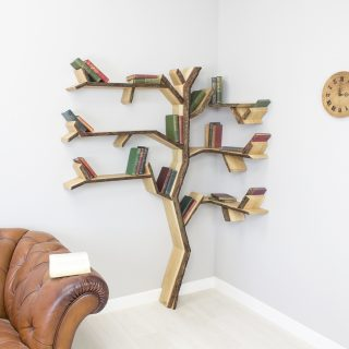 corner tree shelf product image