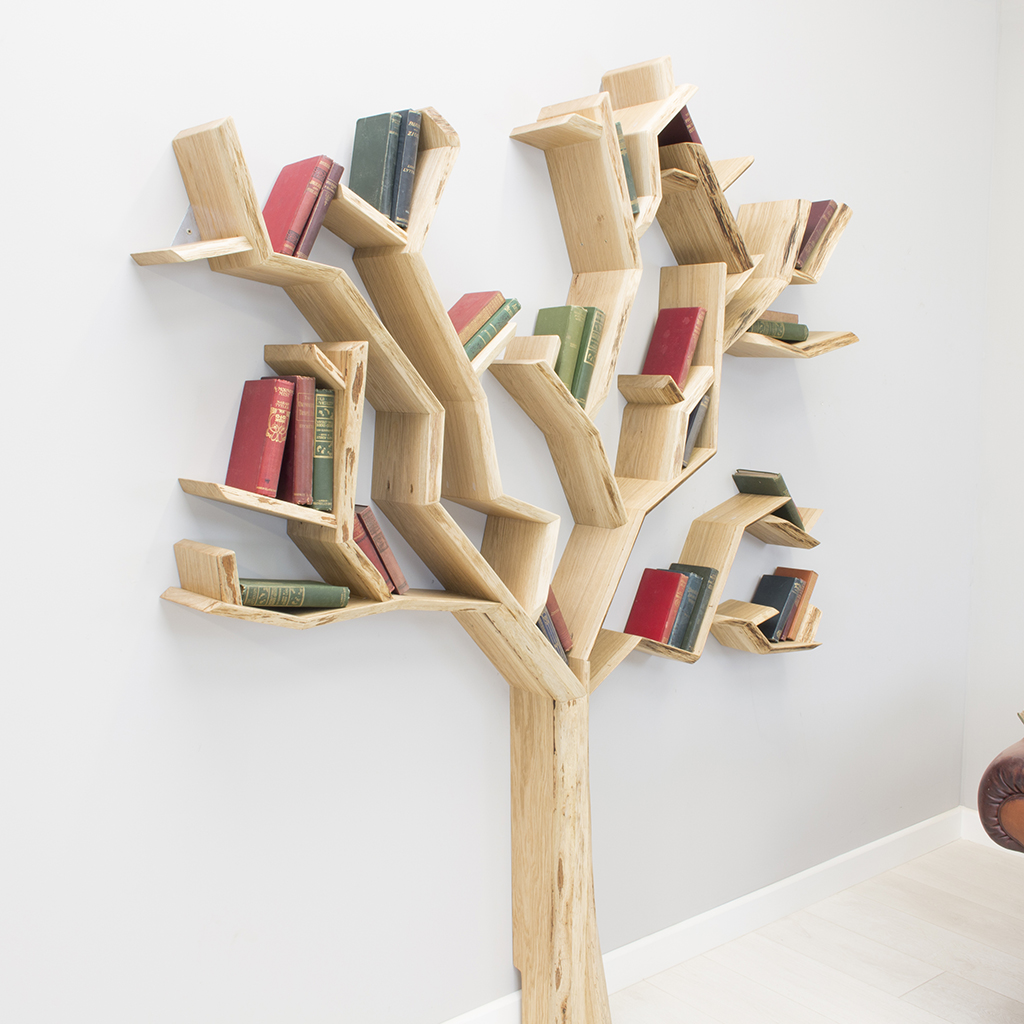 The Old Oak Tree Shelf