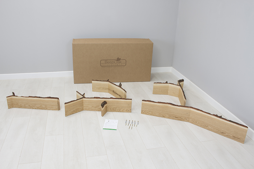 Oak Branch Shelf Box Contents