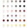 F and B Colour Chart 2019