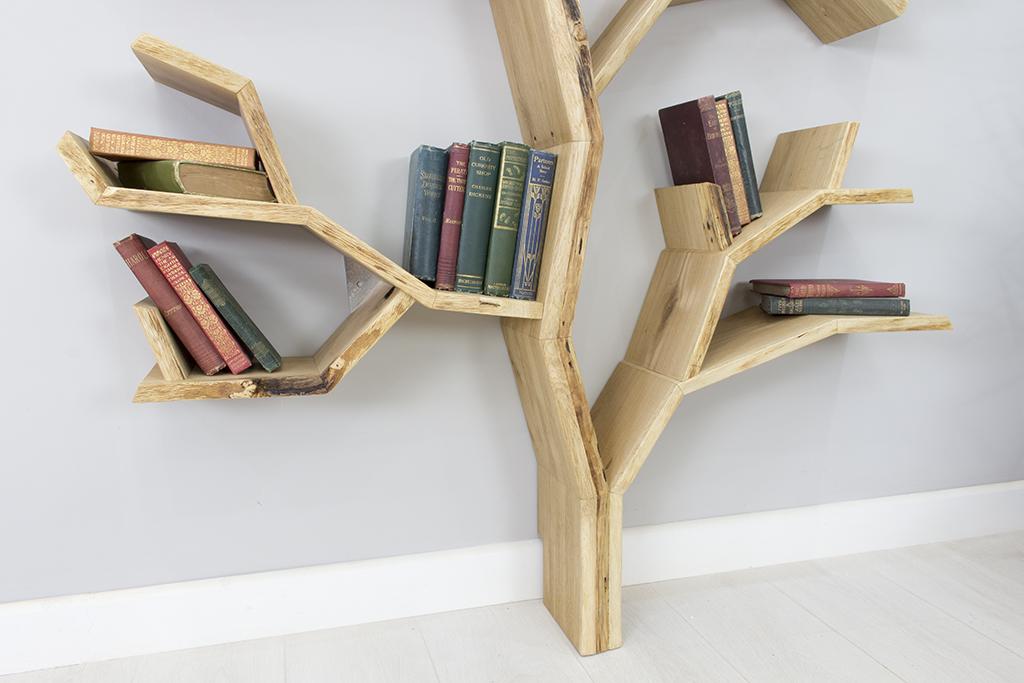 The Elm Tree Shelf a Practical Tree Shelf Design by ...