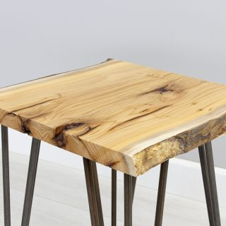 live-edge-english-yew-side-end-table-view