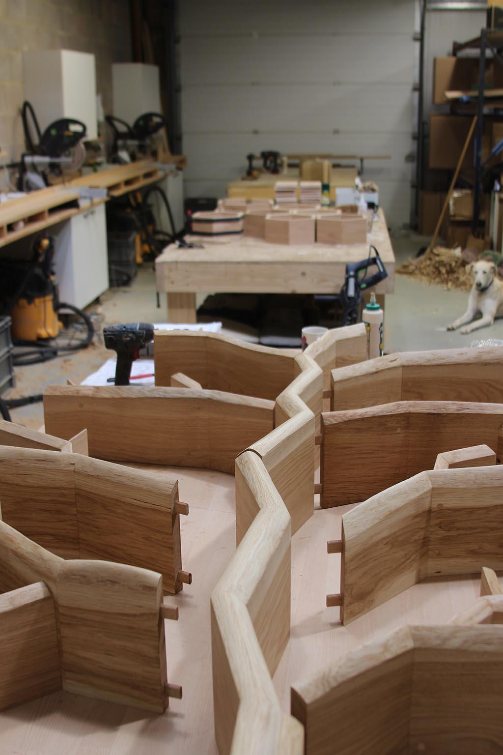 bespoak interiors assembly workshop
