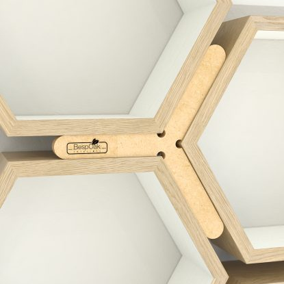 Hexagon shelf alignment tool how to fit hexagon shelves