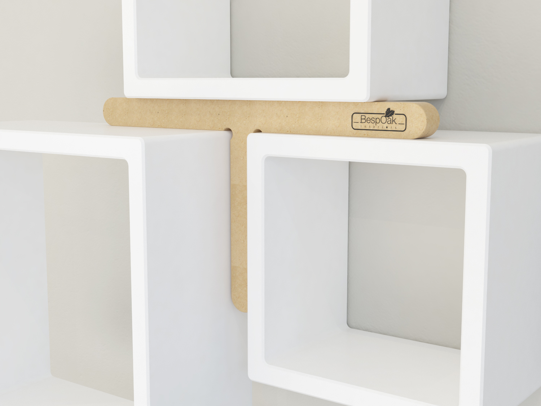 BespOak Interiors Square Shelf Alignment Tool