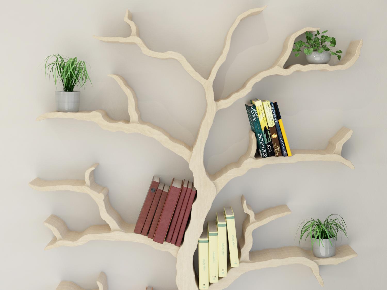 Tree Shelf Tree Bookshelf Cotswold Elm Tree Tree