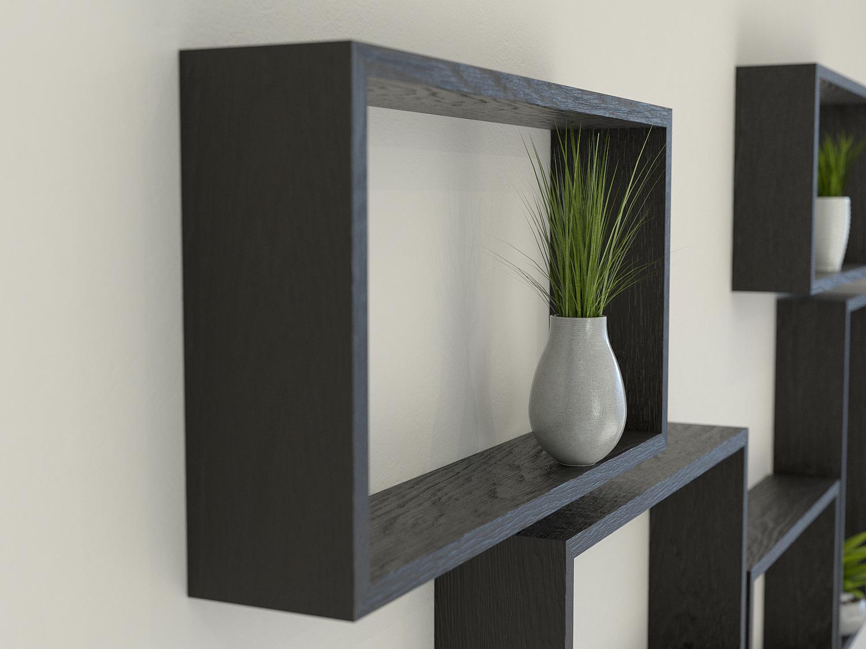 Rectangle Shelves Cube Shelves Box Shelves Wall Boxes