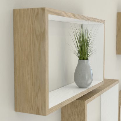 Rectangle Shelves